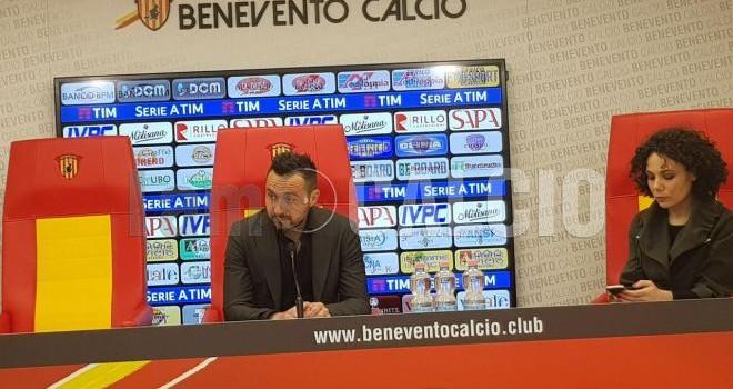 Serie A, Benevento-Verona 3-0: gol di Letizia e doppietta di Diabaté