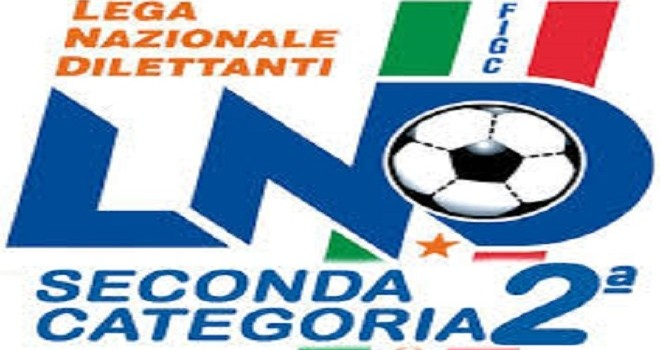 Seconda Categoria, gironi di coppa spostati a domani