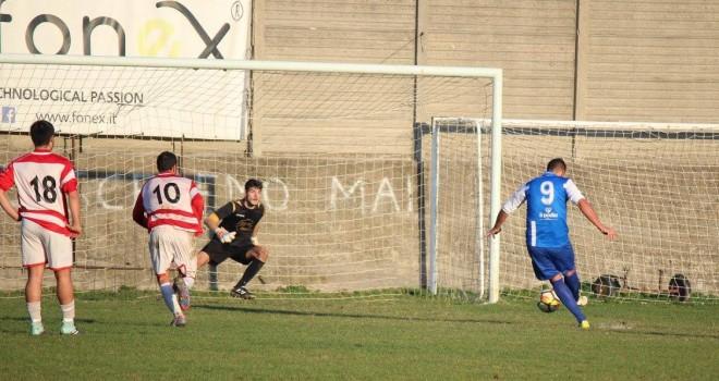 Classifica marcatori Promozione C: Aloisi-Pepino, che duello in testa!