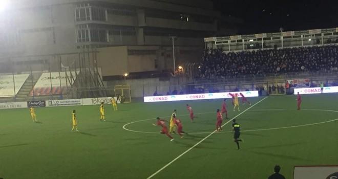 Coppa Italia D, 1-1 l'andata tra Potenza e San Donato Tavarnelle