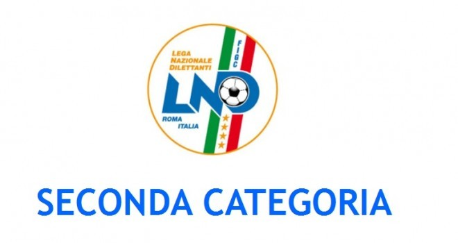I verdetti di Seconda Categoria