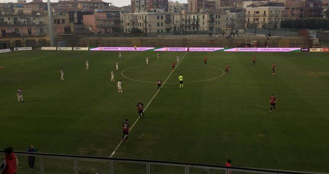 S. Leonzio - Cosenza: 0 - 1