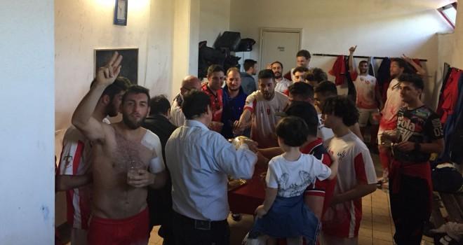 V. Goti a valanga sull'H. Casagiove: la truppa-Facchino va ai play-off
