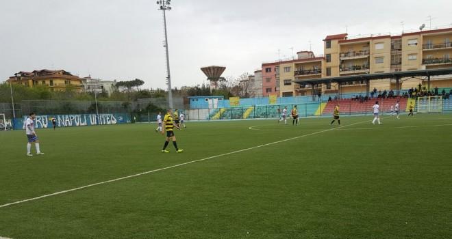 Montecalvario la Coppa è tua: Castel Volturno rimontato, finisce 1-5