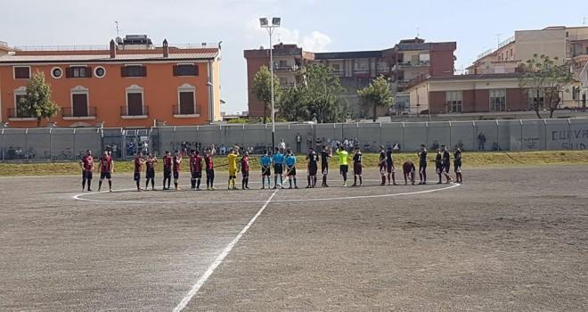 Tris Afragolese a Maddaloni, i rossoblu in finale playoff regionale