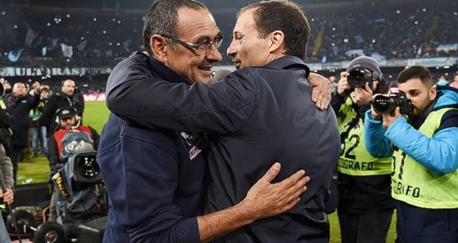 Juventus-Napoli, Allegri: