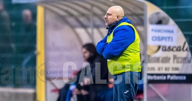 """Talarico vuole vincere a Borgomanero: """"Giocheremo per i tre punti"""""""