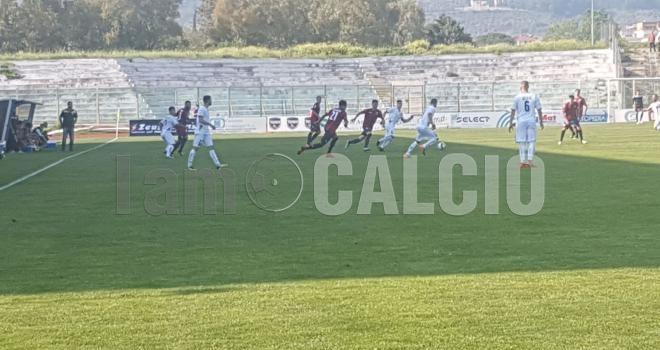 Alla Casertana il derby campano: Juve Stabia battuta per 3-1 al Pinto