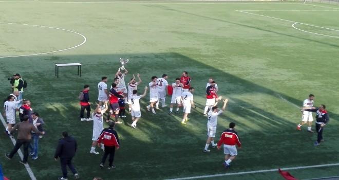 Sanmaurese campione: i festeggiamenti di squadra e tifosi - VIDEO