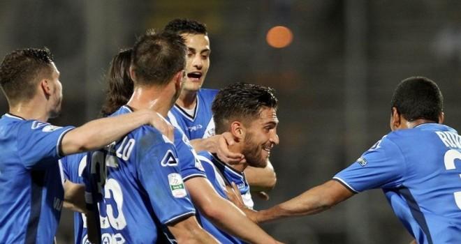 Spezia-Brescia 0-1: Torregrossa dà ai biancoblu tre punti salvezza