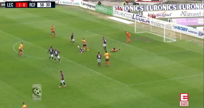 VIDEO - Gli highlights di Lecce-Racing Fondi 2-0 a cura di Serie C Tv