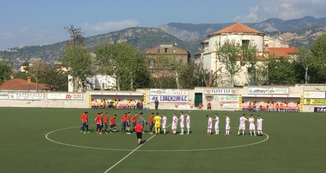 Playoff Juniores. Il Sorrento vola in semifinale: tris all'Afragolese