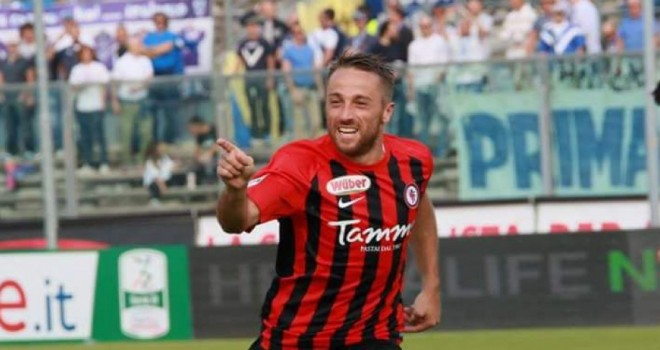 """Foggia, Floriano: """"Non so il mio futuro. Raro trovare dei tifosi così"""""""