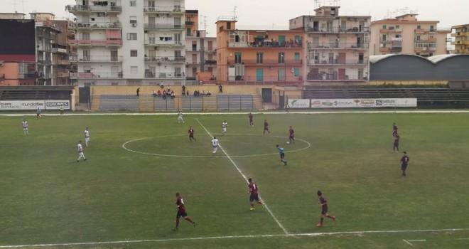 Casoria, playoff a rischio: viola beffati al 92' dalla Maddalonese