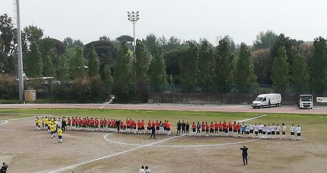 """6° Trofeo """"Un calcio alla droga"""", presenti diversi istituti: vince..."""