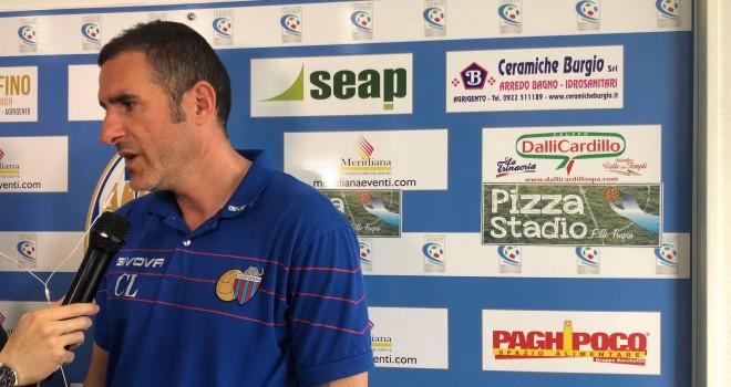 """Lucarelli:""""Vorrei essere l'allenatore che riporta in B il Catania"""""""