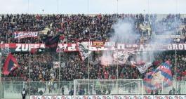 Manfredonia, mortificante sconfitta a Taranto: 8-1 rossoblu