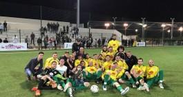 La Soccer Dream Parabita vince il campionato di 3a Categoria Maglie