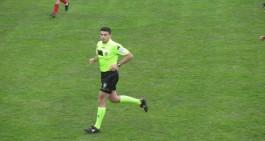 Jesina-Olympia Agnonese arbitra Mario Davide Arace di Lugo di Romagna