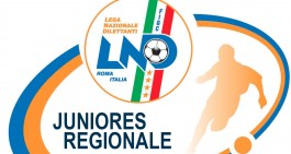 Juniores: 32 squadre salernitane al via divise in 4 gironi