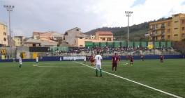 L'Ercolanese batte in trasferta 2-1 la Palmese e difende il 4° posto