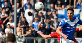 Brescia-Carpi 1-1: rondinelle beffate allo scadere