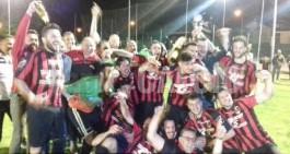 Leggenda Salsasio, apoteosi assoluta: 2-2 con l'Agliè, la Coppa è tua!