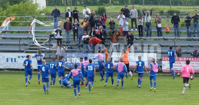 Playoff Promozione, l'Oleggio si regala l'Accademia