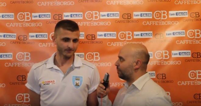 """Bianco, capitano del Momo: """"Giochiamo i playoff per arrivare in fondo"""""""