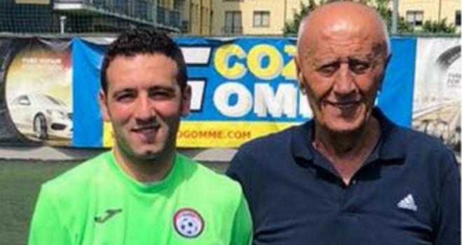 Il Lucento saluta il suo capitano: Tony Le Pera si ritira dal calcio