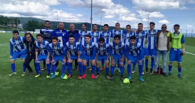 Juniores, Grumentum ancora battuto 2-4 Passa il San Giorgio ai quarti