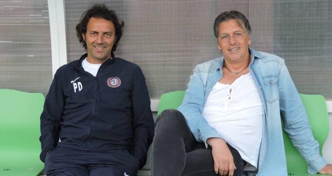 """Omnia Bitonto: rifinitura al """"Viviani"""" per la squadra di De Candia"""