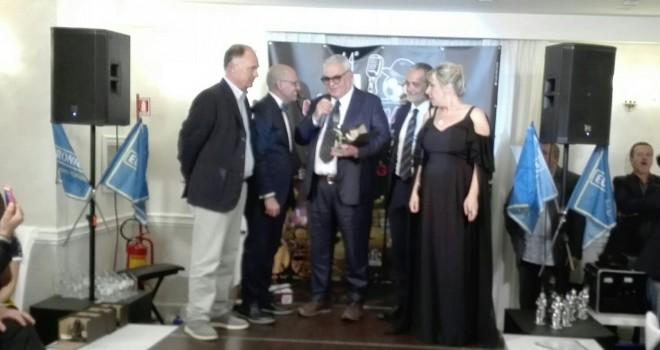 ADICOSP, serata di Gala a Pozzuoli: premiati i direttori sportivi