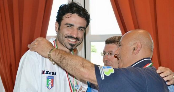 """Premio Mancini, Martinelli: """"Grazie a tutti. Lavoriamo coi giovani"""""""
