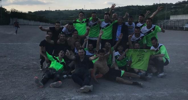 Da Corrado a Corrado: Castelfranci rimette la Prima