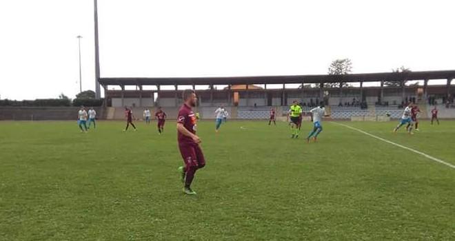 Ebolitana-Ercolanese 2-2: i gol e la sintesi della gara (VIDEO)