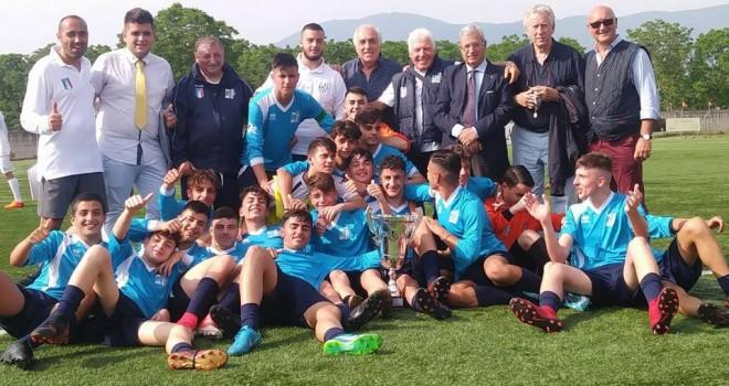 Torneo delle Province, Napoli cala il tris in finale contro Benevento