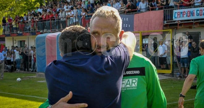 """Gaburro nella storia: """"La Serie C l'ha meritata il Gozzano"""""""