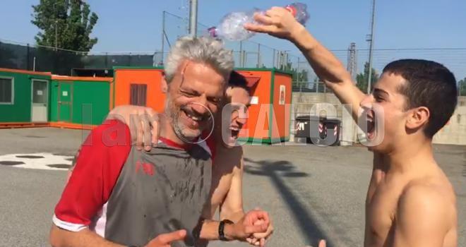 """VIDEO - La Pianese, il tecnico Rista: """"Fatto qualcosa di strepitoso"""""""