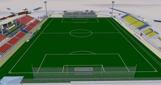 Il nuovo progetto per lo stadio