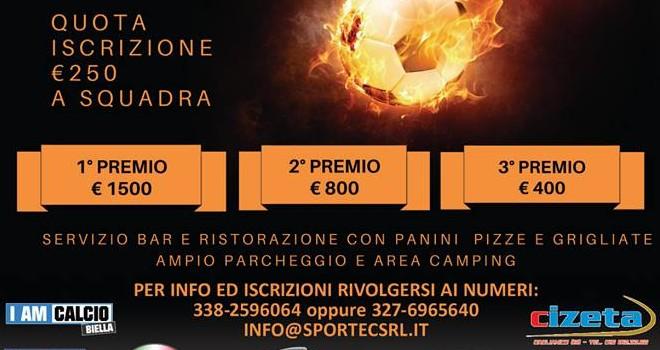 24Ore Gaglianico - Calcio e silent party, ultimi posti per partecipare