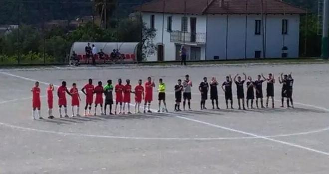 Sanmaurese e Rofrano chiudono il campionato con uno spettacolare 3-3