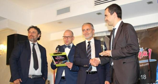 E' Marco Santopaolo del Cerignola il miglior dirigente della Serie D