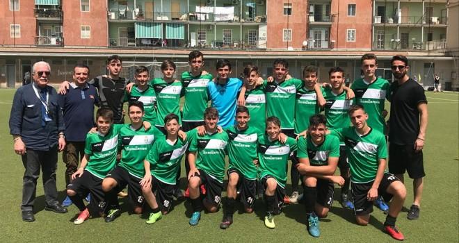 Juventus San Michele, i Giovanissimi volano alle finali nazionali