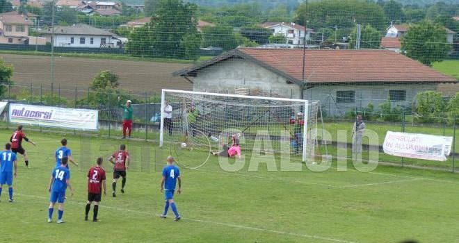 Supplementari al cardiopalma, primo turno playoff all'Oleggio
