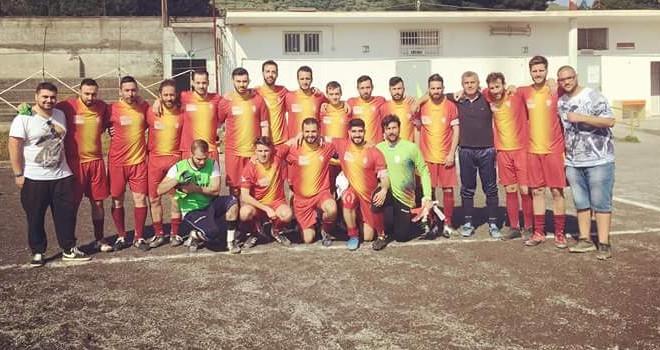 Il Calcio Stella schianta il Cetara: battipagliesi in finale