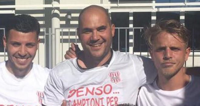 Macchi, ex ds Denso, al centro