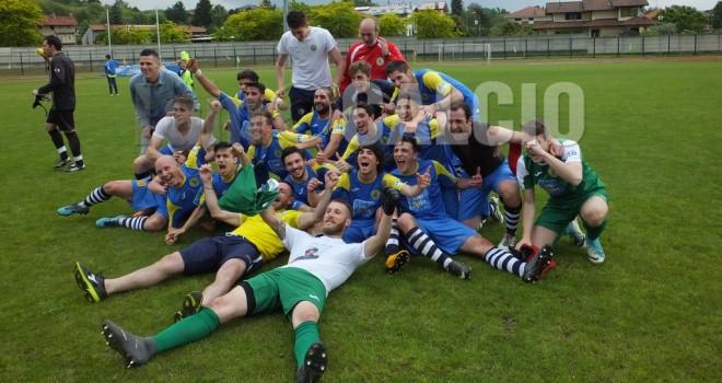 Prima B - Il Città di Cossato vince il campionato!