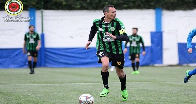 Orabona vince la classifica marcatori del girone F di 1°Categoria