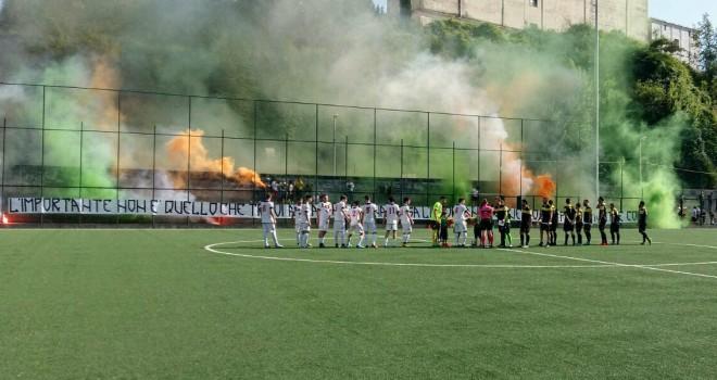 Finale Giffoni Sei Casali-Sporting Audax: numeri e statistiche